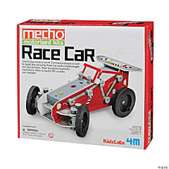 Mecho Motorized Race Car Kit