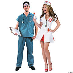 Medical Couple Costume