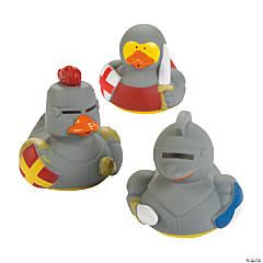 Medieval Rubber Duckies