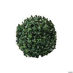 Medium Boxwood Décor Ball