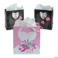 Medium Bride & Groom Gift Bags