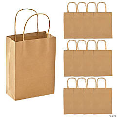 Easter gift bags on sale orientaltrading medium kraft paper gift bags negle Image collections