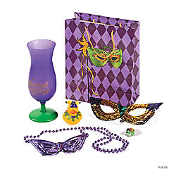 Medium Masquerade Ball Pre-Filled Gift Bag