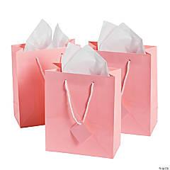 Medium Pink Gift Bags