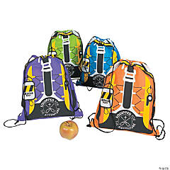 Medium River Canyon VBS Drawstring Bags