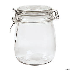 Medium Self-Sealing Storage Jars