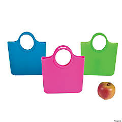 Medium Silicone Tote Bags