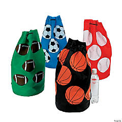 Medium Sport Ball Drawstring Bags