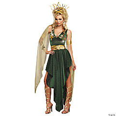 Medusa Costume for Woman