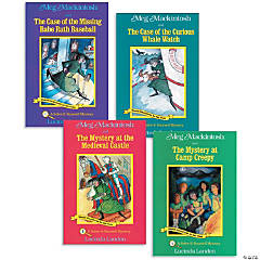 Meg Mackintosh Mysteries: Books 1-4