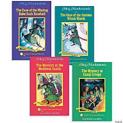 Meg Mackintosh Mysteries: Books 1-4