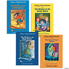 Meg Mackintosh Mysteries: Books 5-8