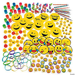 Mega Emoji Assortment