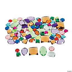 Mega Jewel Shapes Assortment