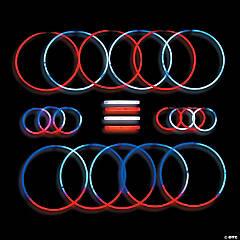 Mega Patriotic Glow Assortment