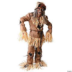 Mega Scarecrow Costume for Adults