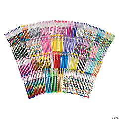 Mega Stacking Point Pencil Assortment