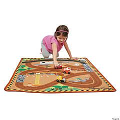 Melissa & Doug® Construction Site Rug