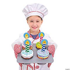Melissa & Doug® Cupcake Set