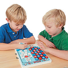 Melissa & Doug® Flip-to-Win Hangman Game