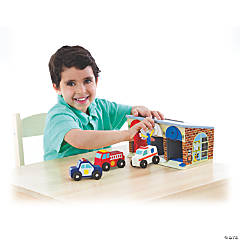 Melissa & Doug® Rescue Garage