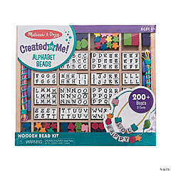 Melissa & Doug<sup>&#174;</sup> Alphabet Bead Set