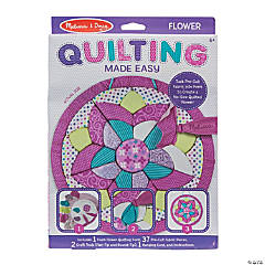 Melissa & Doug<sup>&#174;</sup> Flower Quilting Sign