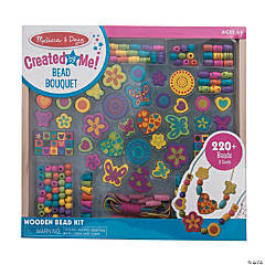 Melissa & Doug<sup>&#174; </sup>Wooden Bead Set