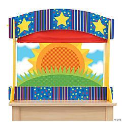 Melissa & Doug® Tabletop Puppet Theater