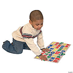 Melissa & Doug® Upper & Lower Case Puzzle