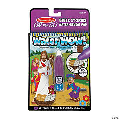 Melissa & Doug® Water Wow® Bible Stories