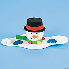 Melting Snowman Idea
