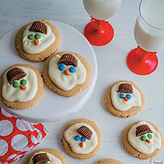 Melting Snowmen Cookies Recipe