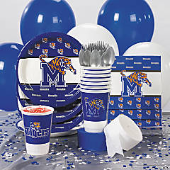 Memphis Tigers Party Supplies