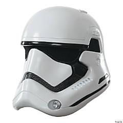 Men's 2-Piece Deluxe Stormtrooper Mask