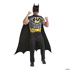 Men's Batman Muscle Chest T-Shirt Costume