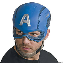 Men's Captain America: Civil War™ Captain America Full Mask