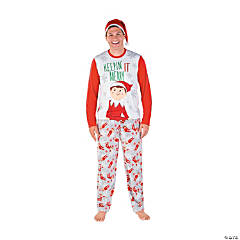 Men&#8217;s Elf on the Shelf<sup>&#174;</sup> Pajamas