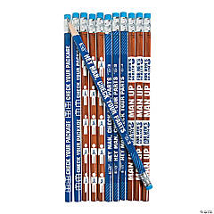 Men's Health Awareness Pencils