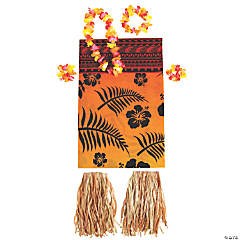 Men's Luau Apparel Kit
