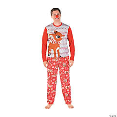 Men&#8217;s Rudolph the Red-Nosed Reindeer<sup>&#174;</sup> Pajamas