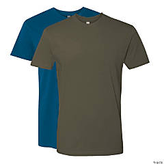 Men's Short Sleeve Crew by Next Level