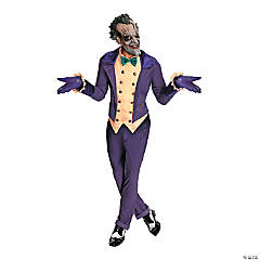 Men's Batman™ Arkham City Joker Costume