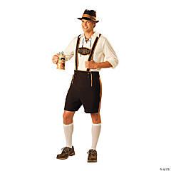 Men's Bavarian Guy Costume