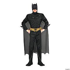 Men's Deluxe Dark Knight Batman Costume