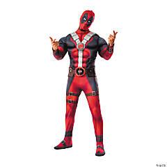 Men's Deluxe Deadpool Costume