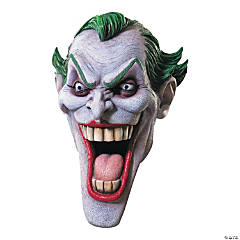 Men's Deluxe Joker Mask