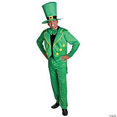 Men's Deluxe Leprechaun Costume