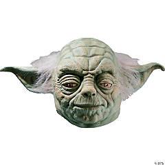 Men's Deluxe Overhead Yoda Mask