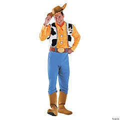 Men's Deluxe Toy Story Woody Costume